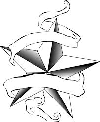 Nautical Star Tattoo Ideas Star Tattoo Designs Free Download Clip Art Free Clip Art On