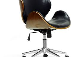 Modern Office Chairs Office Chair Leather And Wood Office Chair Jubilingo Office