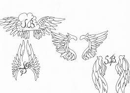 wing designs by kvanhee on deviantart