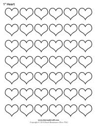heart template letters d and g baby shower pinterest heart
