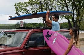 surf car dorsal deluxe soft wrap rax surf rack pads and straps surfboards