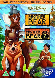 brother bear brother bear 2 dvd amazon uk aaron blaise