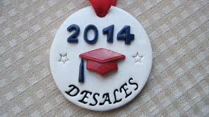 Personalized Graduation Ornaments Customized Graduation Cap Ornament Gift Tag By Stonerowstudio