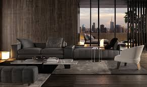 canape minotti canapé freeman seating system by minotti