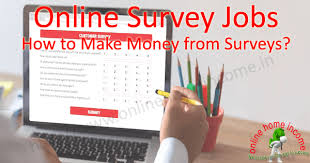 Money Making Online Surveys - online survey jobs how to make money from surveys