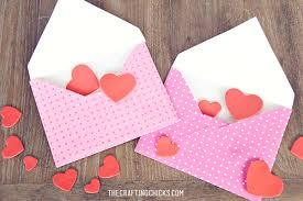 love letter diy envelope the crafting