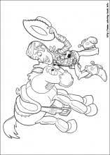 toy story 3 coloring pages coloring book