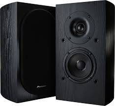 Refurbished Bookshelf Speakers Pioneer Sp Bs22 Lr 4