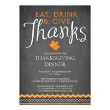 always thankful rustic thanksgiving invitation thanksgiving