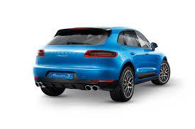 Porsche Macan Kerb Weight - 2016 porsche macan s 3 0l 6cyl petrol turbocharged automatic suv