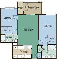 2 Bedroom Flat Floor Plan Bedroom 2 Bedroom Apartments Charleston Sc Charming On Bedroom