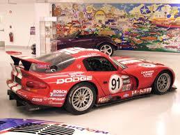 Dodge Viper 2000 - 2000 dodge viper gts r american lemans series alms race car red