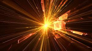 blast with rays of light explosion explosion burst of light