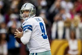 tony romo tosses td in of the season upi