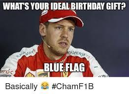 Birthday Gift Meme - whats your ideal birthday gift kaspersk blue flag basically