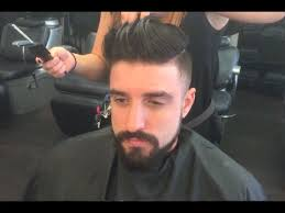 men s hairstyle 2015 classic short back and sides youtube