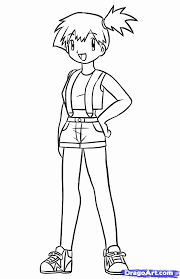pokemon trainer coloring pages images pokemon images coloring home