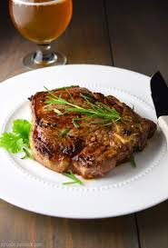 t bone steak with garlic and rosemary recipe kitchen swagger