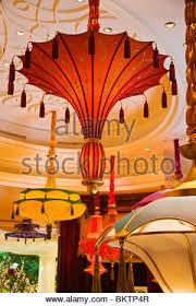 Umbrella Ceiling Light Fantasy Type Lighting Fixtures And Umbrellas Inside The Wynn Hotel