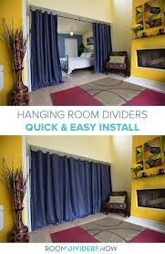 Diy Curtain Room Divider by 115 Best Room Dividers Now Products Images On Pinterest Room