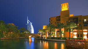 Arab Hd by Dubai At Night Restaurants In Souk Madinat Jumeirah Dubai United