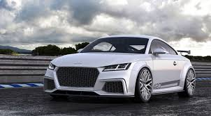 audi tt 2014 audi tt quattro sport 2014 official pictures by car magazine