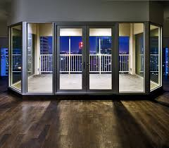 the balcony at one of our penthouses at the merc at mercantile