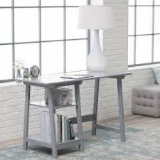 Shelf Computer Desk Computer Desks Hayneedle