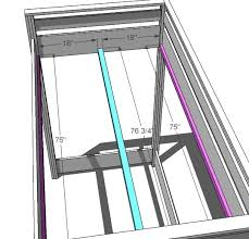 Loft Beds Plans Free Lowes by Ana White How To Build A Loft Bed Diy Projects