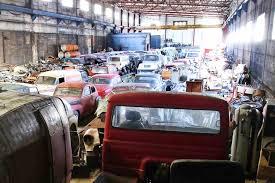 volvo trucks sweden factory swedish man u0027s sprawling collection is a vintage volvo treasure