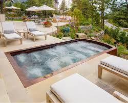 outdoor spas tubs baths diamond spas