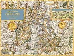 Medieval England Map by Britain U0027s Tudor Maps County By County Amazon Co Uk John Speed