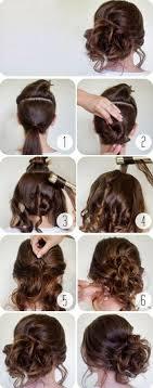 Hochsteckfrisuren Zum Selber Machen by Schöne Haarfrisuren Für Jeden Anlass