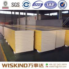 clean polyurethane china high quality polyurethane sandwich panel for clean room