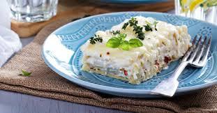 cuisine vapeur recettes minceur recette de lasagnes légères au poulet ricotta et tomates séchées