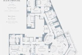 one madison floor plans 10 madison square west u0027s penthouse has a sweet terrace curbed ny