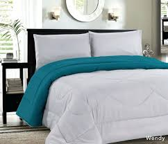 Home Design Down Alternative Comforter Bedding Sets Chelsea Multi Piece Reversible Bedding Set Black