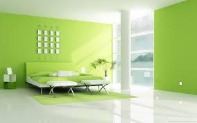home interior wallpapers 1440x900 green 3d interior wallpaper