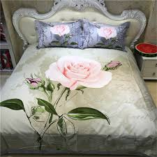 King Size Duvet Cover Sets Sale Popular Roses Bedding Buy Cheap Roses Bedding Lots From China