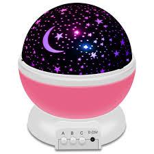 amazon com airsspu night light led moon and star romantic