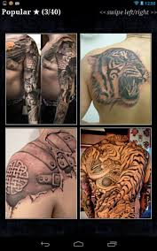 tattoos 4 men android apps on google play