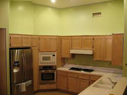 kitchen appealing dark decor green wall red kitchen color