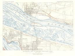 University Of Portland Map by File 1909 U S G S Geological Survey Of Vancouver City