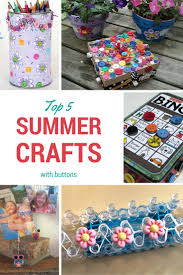 5 great summer kids craft ideas
