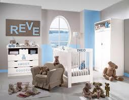 décoration de chambre de bébé idée déco pour chambre bébé garçon mam