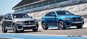 Bmw X5 Colors - 2015 bmw x5 m revealed cayenne beating 4 0s 567hp muscle trucks