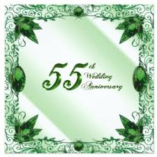 55th wedding anniversary 55 year anniversary gifts how to choose