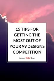 unlimited money on design home 99designs competition 15 tips for getting a great book cover design