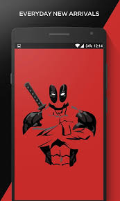 superheroes wallpaper android apps on google play