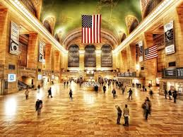 Grand Central Terminal Map Where To Find Free Air Conditioning During An Nyc Heat Wave